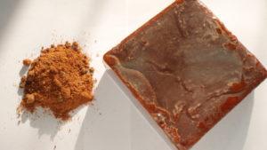 azúcar panela propiedades