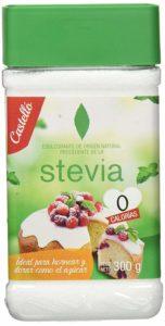 que es mejor la stevia o la panela